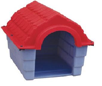 casinha de cachorro de plastico