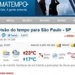 CLIMA TEMPO SP CAPITAL  | Saiba a Previsão do Tempo em SP Agora