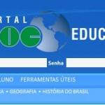 COC EDUCAÇÃO – PORTAL PARA LOGIN