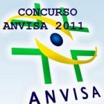 CONCURSO ANVISA 2011 | NÍVEL SUPERIOR | EDITAL | PREVISÃO