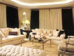 cortinas para sala de estar modernas