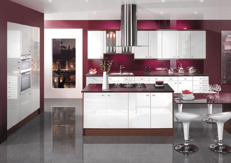cozinhas planejadas e modernas