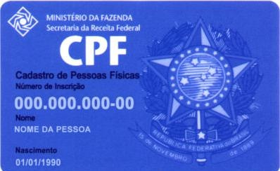 cpf segunda via receita federal