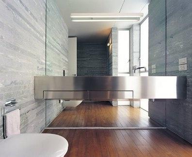 espelho para banheiro moderno