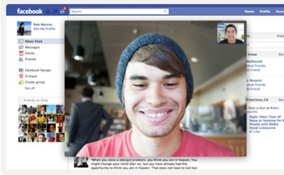 facebook video chat - facebook video calling