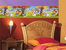 faixas decorativas para quarto de bebe