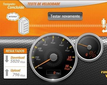 gvt teste de velocidade teste power gvt internet