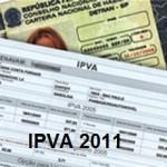 IPVA 2011 RS VALORES – TABELA DETRAN PARA CONSULTA