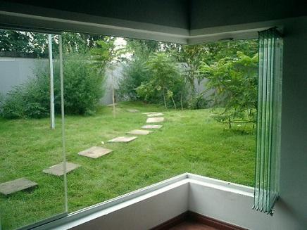janelas de vidro blindex