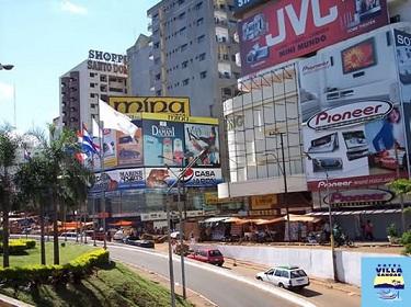 lojas no paraguai precos