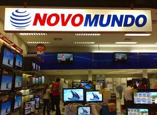 lojas novo mundo