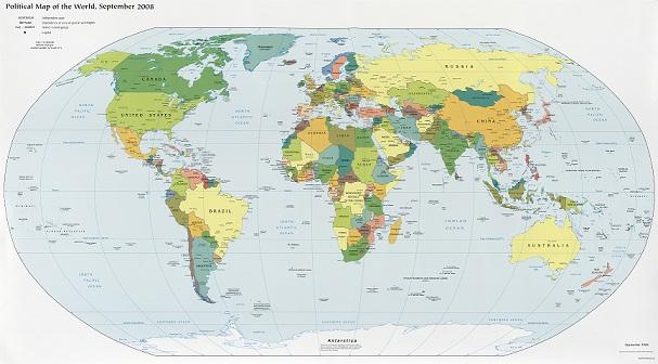 mapa mundi politico mapa mundi paises