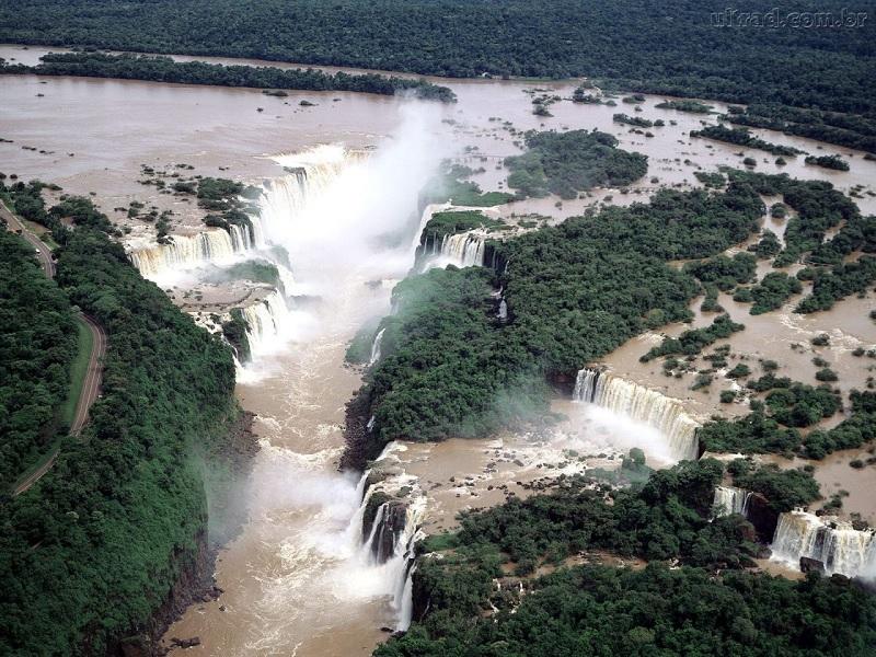 melhores destinos do Brasil 2013 2014 Foz do Iguaçu cataratas garganta do diabo