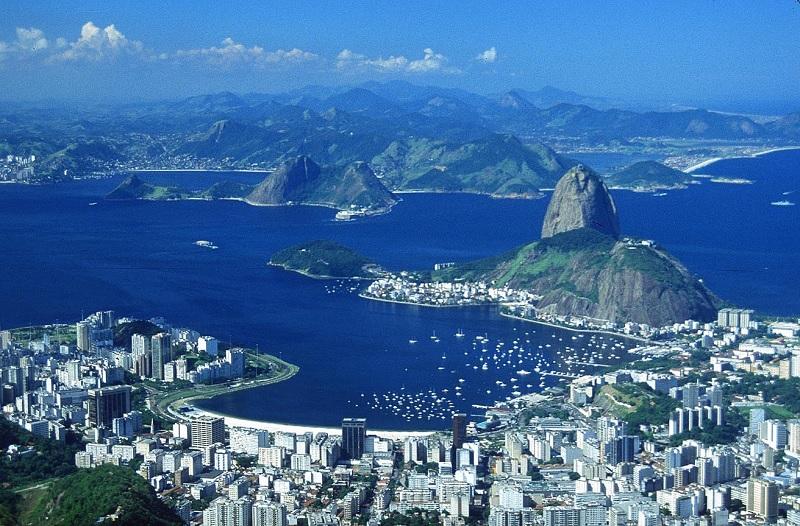 melhores destinos do Brasil rio de janeiro