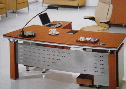 mesas de escritorio modernas