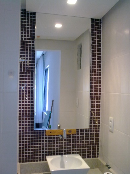 modelos de espelho para banheiro