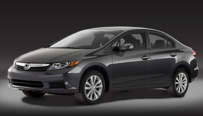 new civic 2012
