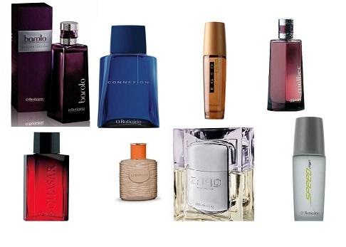 Oboticario perfumes masculinos