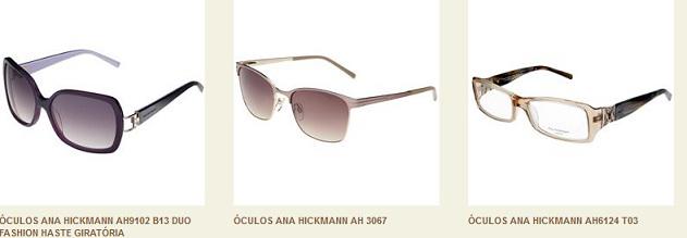 oculos ana hickmann