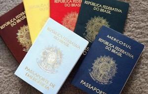 pasaporte brasileiro documentos necessarios