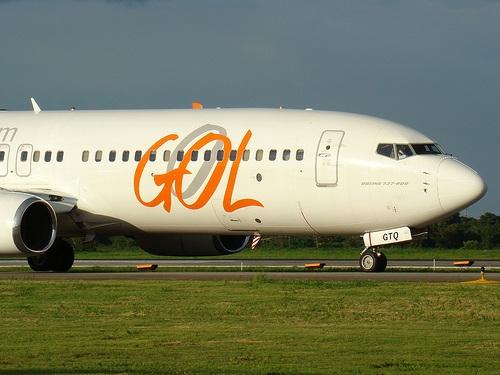 passagens aereas em promocao GOL 2012