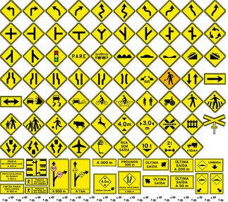 placas de transito detran