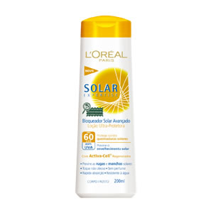 protetor solar loreal em gel