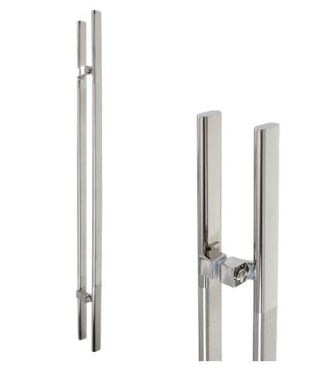 puxadores de metal para portas