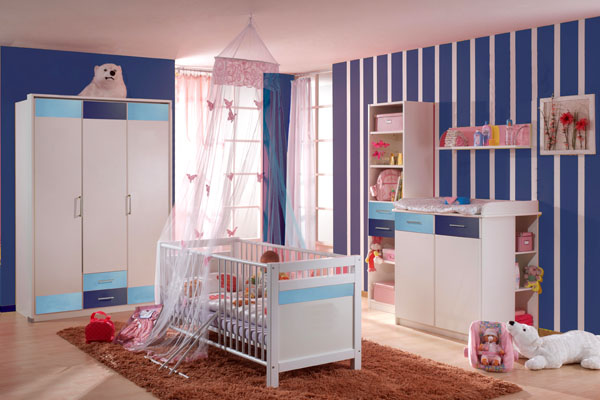 quarto de bebe masculino decorado