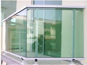 sacada de vidro