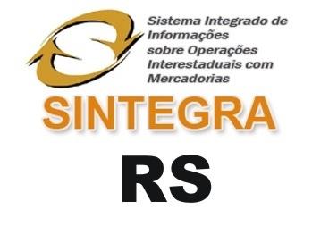 sintegra rs consulta