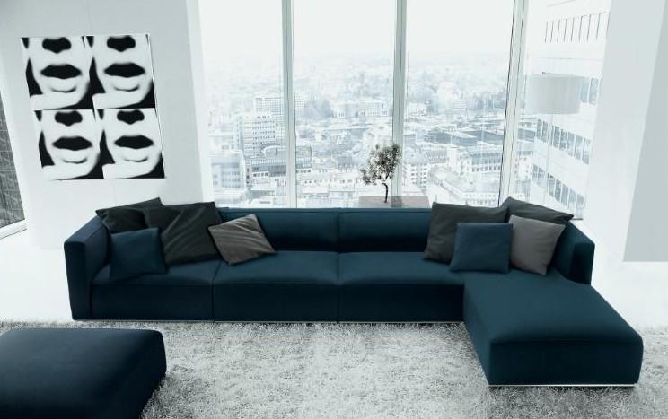 sofas modernos e lindos