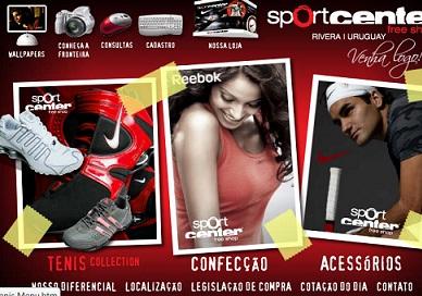 sport center uruguai rivera produtos precos