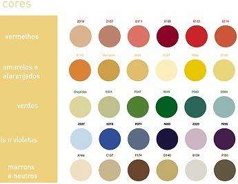 tabela de cores suvinil