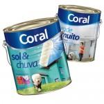 TINTAS PARA PAREDE EXTERNA E INTERNA CORAL – www.coral.com.br