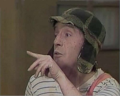 twitter chaves chapolin