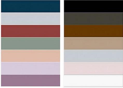 verao 2012 cores e tendencias