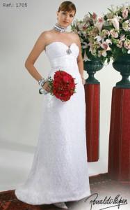 vestidos de noiva tomara que caia 2010-2011