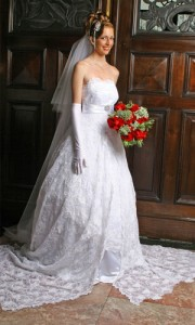 Vestido de noiva modernos 2010-2011