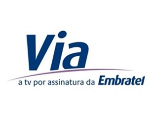 via embratel tv por assinatura