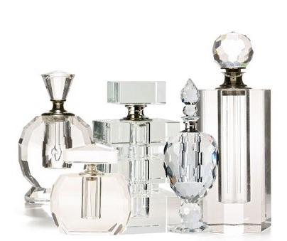 vidros para perfumes frascos