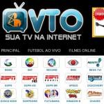 VTO | VER TV ONLINE GRÁTIS AO VIVO PELA INTERNET | www.vto.tv