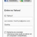 www. yahoo.com.br MAIL LOGIN | ENTRAR NO EMAIL DO YAHOO