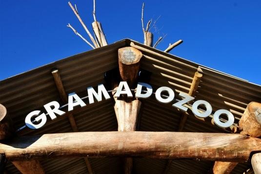 zoologico de Gramado RS